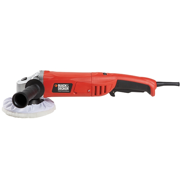"Pulidora 5"" 600 W Vv 3,000 Rpm Black & Decker WP 600K"