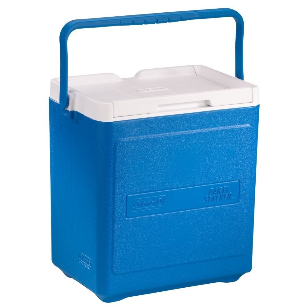 Hielera Apilable Party Stacker 18 QT Azul 3000000842 Coleman