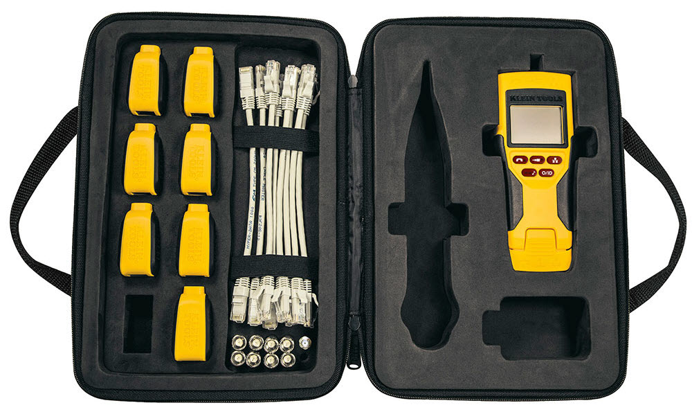 Kit transmisores Test-n-map y probador VDV501-826 Klein Tools