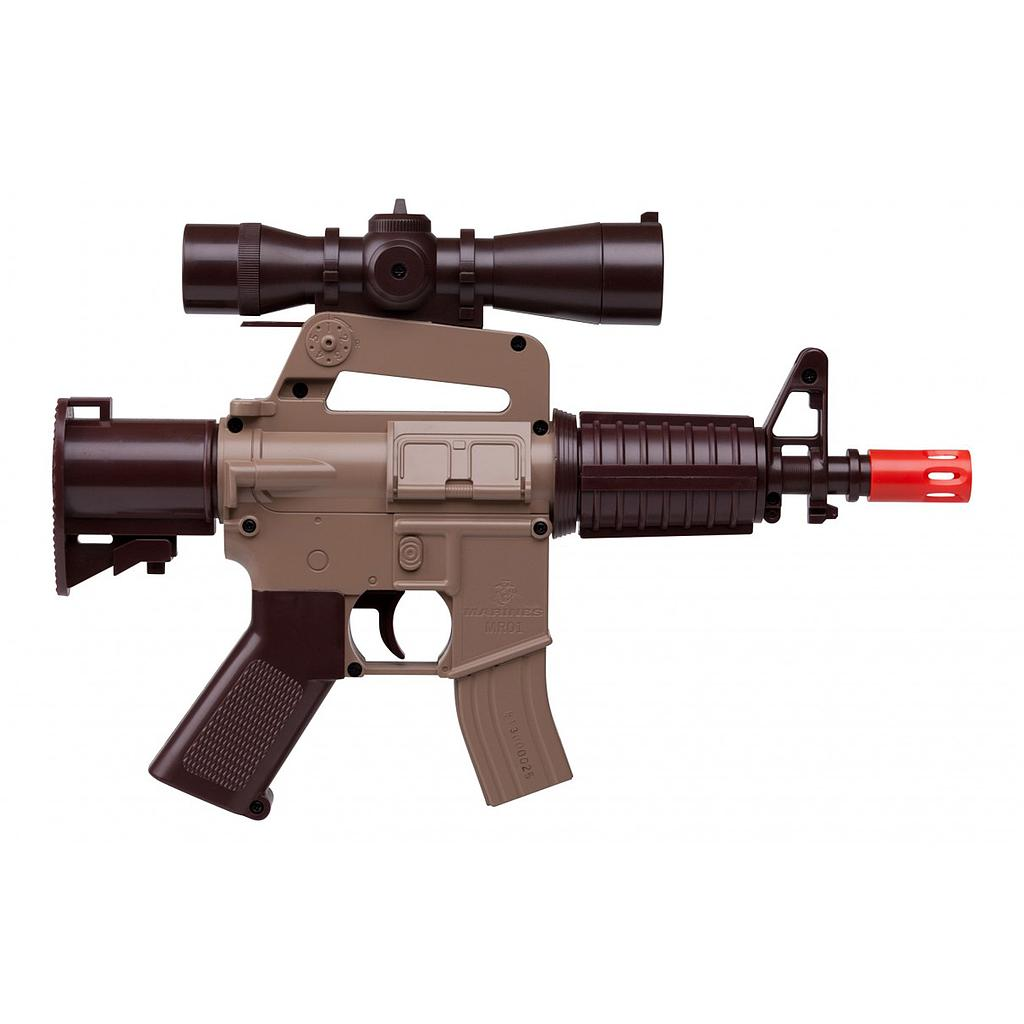 Mini Rifle de Marines Electrónico MR01 Crosman